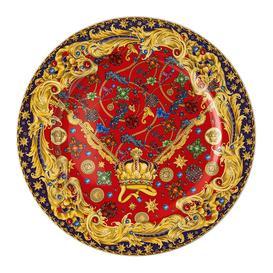 image-Versace Home - Christmas Barocco Charger Plate
