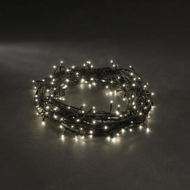image-120 Micro LED Christmas Tree String Lights Konstsmide Colour: Warm White