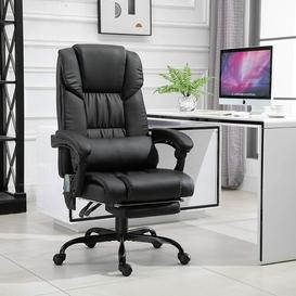 image-Jessup Ergonomic Executive Chair Ebern Designs Upholstery Colour: Black