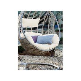 image-Hanging Chair Cushion - Cream