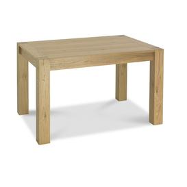 image-Bentley Designs Turin Light Oak Small End Extending Table