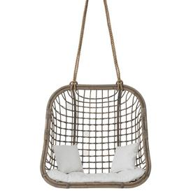 image-Cluck Double Hanging Chair Bay Isle Home