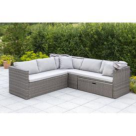 image-Marra Garden Corner Sofa with Cushions Sol 72 Outdoor