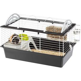 image-Crutcher Weather Resistant Cage with Ramp