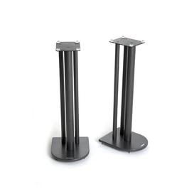 image-60cm Fixed Height Speaker Stand Symple Stuff Colour: Black