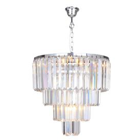 image-Amedeo 5-Light Crystal Chandelier Mercer41