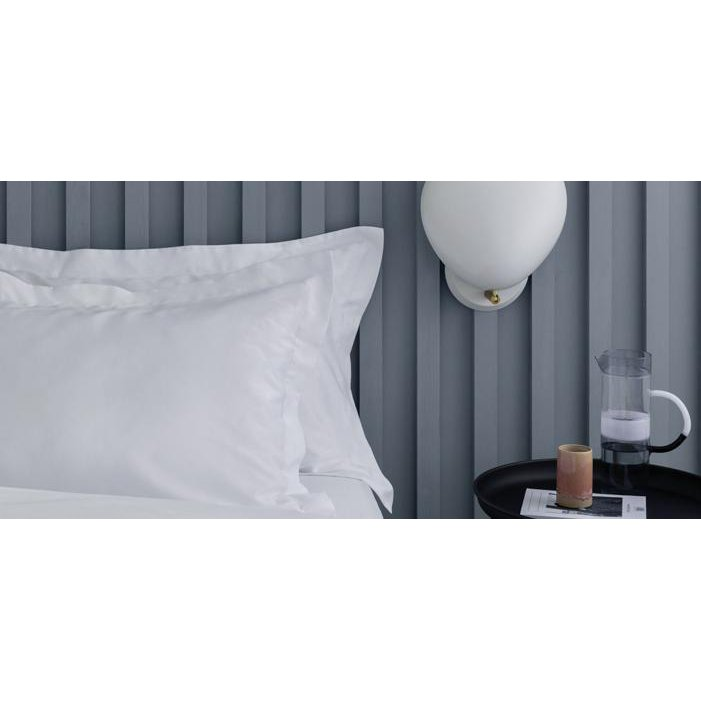 image-Crisp & Cool Organic luxury Oxford pillow cases