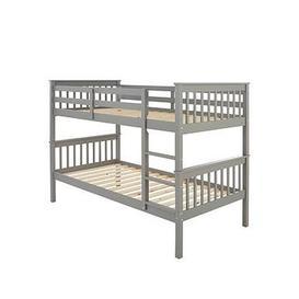 image-Novara Bunk Bed - Grey