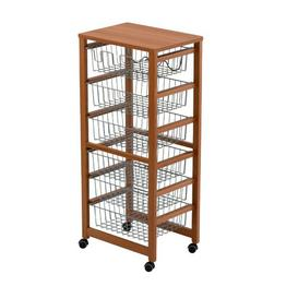 image-Bowles Kitchen Trolley