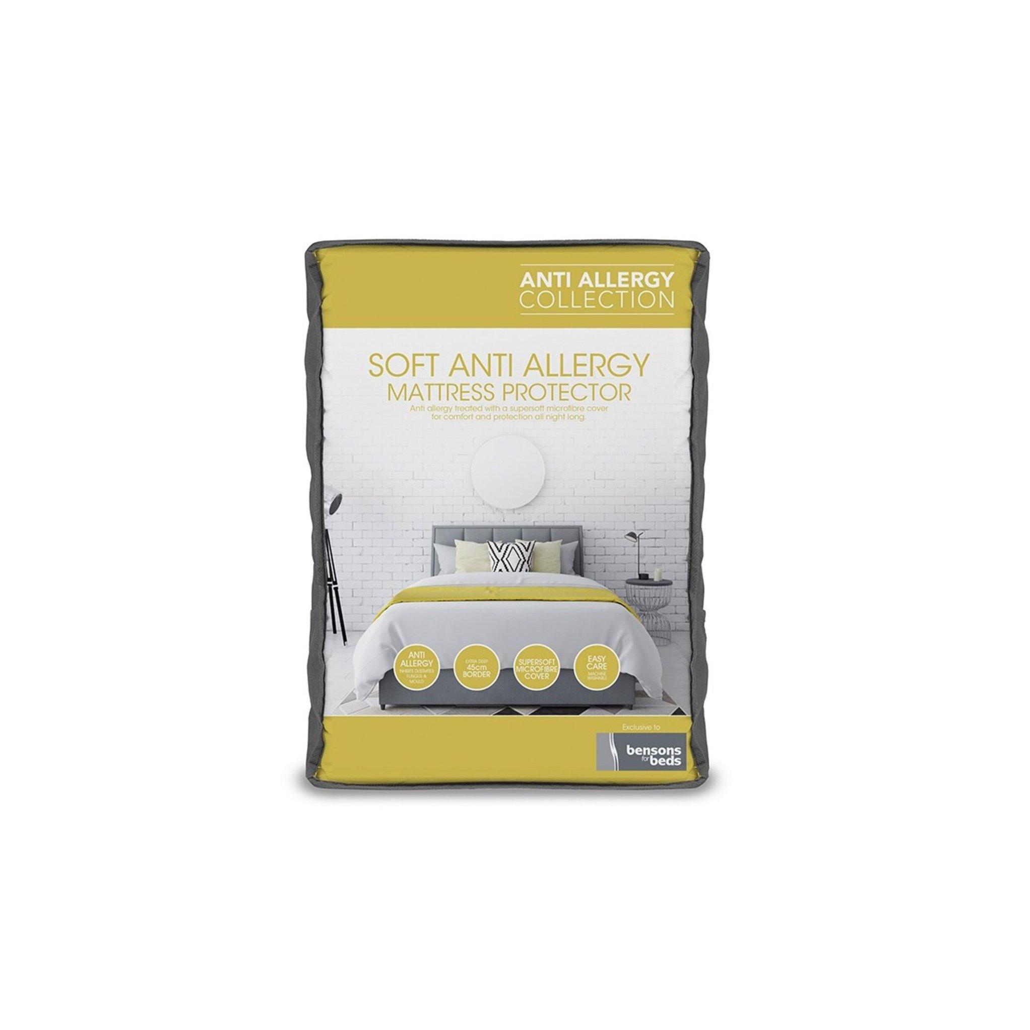 image-Anti-Allergy Mattress Protector