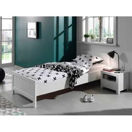 image-Eddy 2 Piece European Single Bedroom Set Isabelle & Max