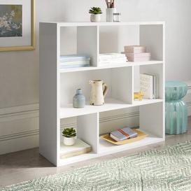 image-Tararua 104.8cm Cube Unit Bookcase Brayden Studio