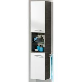 image-Vadea 35.5 x 169cm Tall Bathroom Cabinet Fackelmann