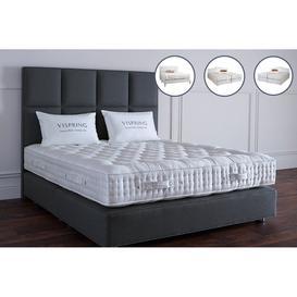 image-Vispring Prestige Divan Base Only - Single 90 x 190cm - 3ft - Low Divan - 25cm
