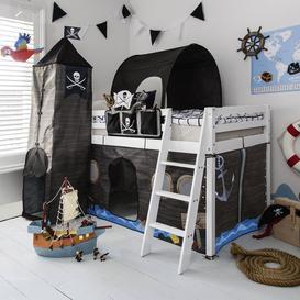 image-Tent for Midsleeper Cabin Bed in Pirate Hideway Design