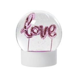 image-Love Snow Globe
