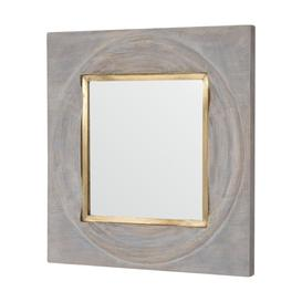 image-Bardwell Solid Wood Dresser Mirror