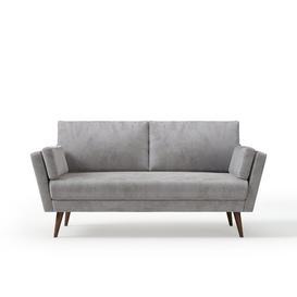 image-Penny 2 Seater Loveseat Brayden Studio Upholstery Colour: Mist grey