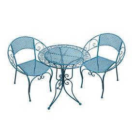 image-Miran 2 Seater Dining Set Dakota Fields