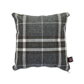 image-Chagnon Scatter Cushion Union Rustic Size: Large, Colour: Dark Grey