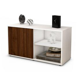 image-Jaren Sideboard Mercury Row Body/Front colour: White/Brown