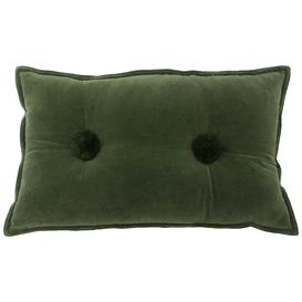 image-Moss Button Cushion
