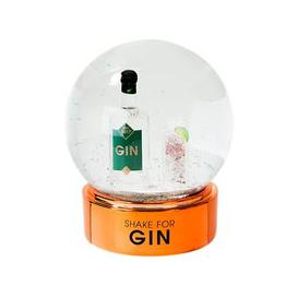 image-Talking Tables Gin Snow Globe