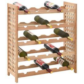 image-Lorene 25 Bottle Wine Rack Bloomsbury Market