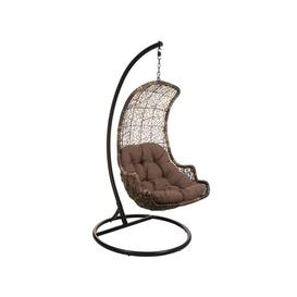 image-Ledger Hanging Chair with Stand Bay Isle Home