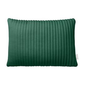 image-Linear Memory Cushion - Memory foam - 3D fabric by Nomess Green