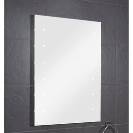 image-LED Bathroom/Vanity Mirror Croydex