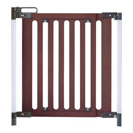 image-Screw Fit Wooden Safety Gate Fred