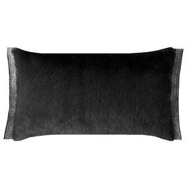 image-Emina Charcoal Boudoir Cushion By Rita Ora