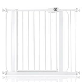 image-Easy Fit Safety Gate Symple Stuff Size: 113.8cm - 121.8cm