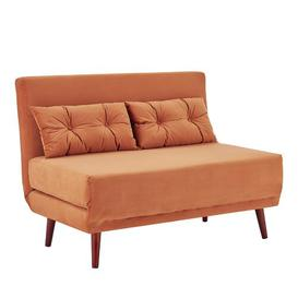 image-Visconti 2 Seater Futon Sofa Ebern Designs