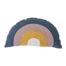 image-Bloomingville - Rainbow Textured Cushion - Multi