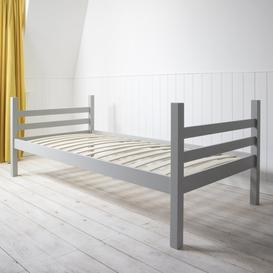 image-Wooden Slats for Single Bed