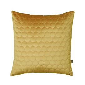 image-Stuart Cushion with Filling Canora Grey Colour: Antique Gold