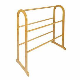 image-72cm Free Standing Towel Rail Symple Stuff