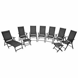 image-Ulverst 9 Seater Dining Set Sol 72 Outdoor