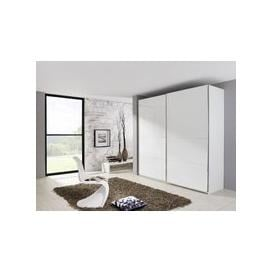 image-Rauch Xtend Sliding Wardrobe with Line-4 1 Colour