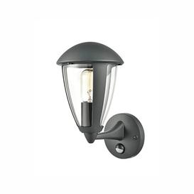 image-Newsburg Outdoor Wall Lantern with Motion Sensor Sol 72 Outdoor