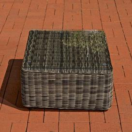 image-Shadle Rattan Coffee Table Sol 72 Outdoor
