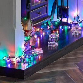 image-Nova Garden TWW 1200 Multi Colour LED String Christmas Lights