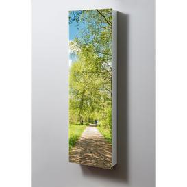 image-Park 8 Pair Shoe Storage Cabinet Ebern Designs