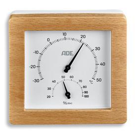 image-Analog Thermo Hygrometer ADE