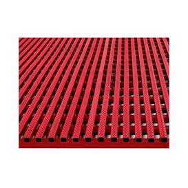 image-Storksbill Anti-Slip Doormat Borough Wharf Colour: Red, Mat Size: 0.5cm H x 60cm W x 700cm L