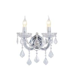 image-Forehand 1-Light Candle Wall Light Astoria Grand