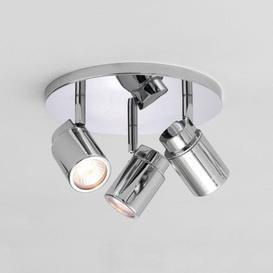 image-Astro 1282002 Como 3 Way Bathroom Ceiling Spot light, IP44