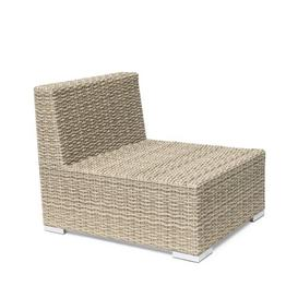 image-Keeva Garden Chair Sol 72 Outdoor Colour: Cream